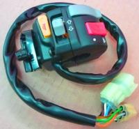 Блок управления электроприборами на руле левый
