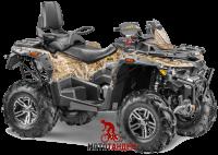 STELS ATV 850G GUEPARD TROPNY