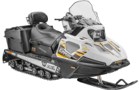 Снегоход Ермак 600S