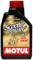 Scooter Power 4T 5W-40