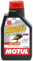 SnowPower 4T 0W-40