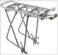 Багажник 24-28 ZLYJ-A серебр. AL, регулир. стойки