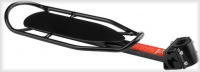 """Багажник NH-CS516AA консольный, AL, 24-28"""" черный"""