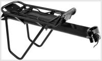 """Багажник NH-CS515AA-X консольный, AL 24-28"""" черный"""