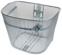 Велокорзина М007-S серебр