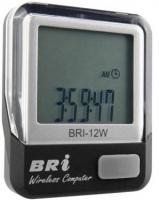 Велокомпьютер BRI-12W черный
