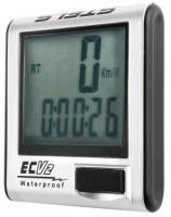 Велокомпьютер ECV2 серебристый