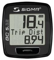 Велокомпьютер Sigma ВС 5,12