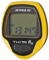 Велокомпьютер Thita-3 жёлтый