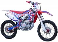 Кроссовый мотоцикл BSE M4-250 21/19 M4