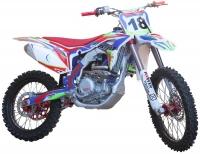 Кроссовый мотоцикл BSE RTC-300