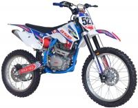 Кроссовый мотоцикл J1-250e limited edition 21/18
